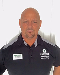 Arthur Carlotti of Pro Staff Physical Therapy