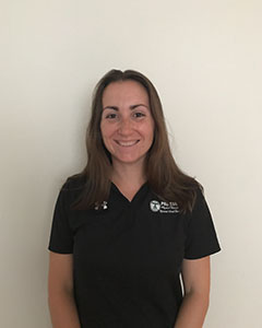 Dr. Rebecca Callahan, PT, DPT of Pro Staff Physical Therapy